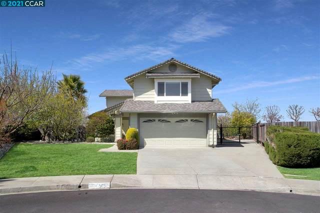 2668 Enlow Ct, Pinole, CA 94564 (#CC40942502) :: Strock Real Estate