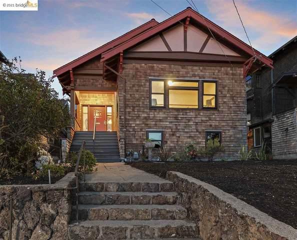 1505 Spruce St, Berkeley, CA 94709 (#EB40941734) :: Intero Real Estate