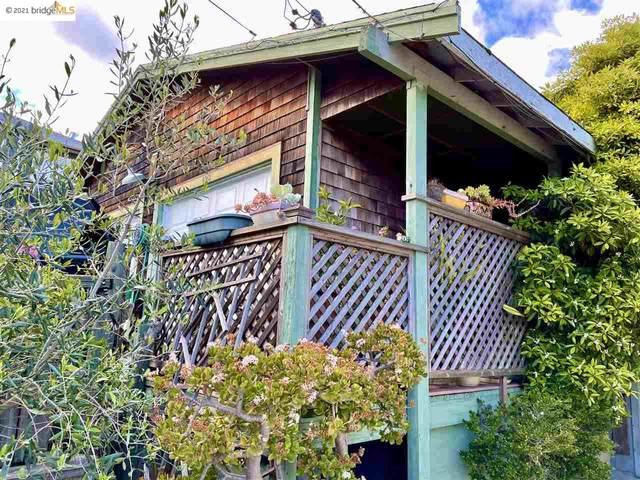 428 Tewksbury Ave, Richmond, CA 94801 (#EB40942578) :: Intero Real Estate