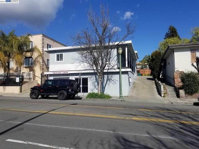 9830 Macarthur Blvd., Oakland, CA 94605 (#BE40942595) :: The Goss Real Estate Group, Keller Williams Bay Area Estates