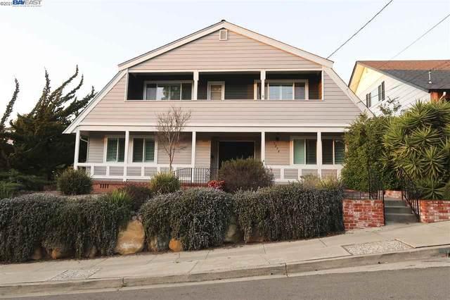 5258 Camino Alta Mira, Castro Valley, CA 94546 (#BE40942648) :: Intero Real Estate