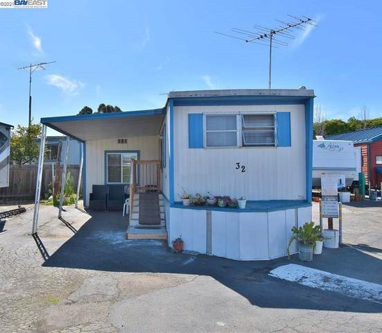3875 Castro Valley Boulevard 32, Castro Valley, CA 94546 (#BE40942424) :: Intero Real Estate