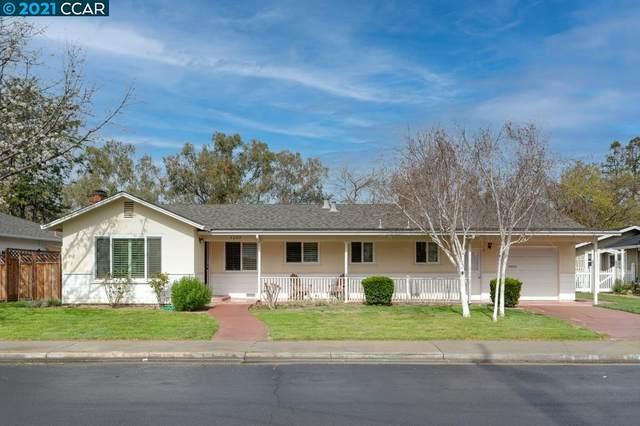 4089 Walnut Dr, Pleasanton, CA 94566 (MLS #CC40942342) :: Compass