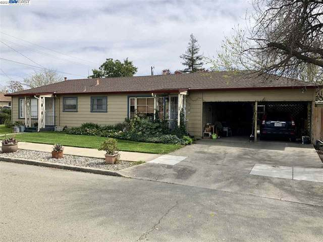1767 Park St, Livermore, CA 94551 (#BE40942785) :: The Sean Cooper Real Estate Group