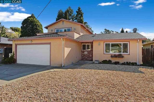 2330 Taper Ct, Pinole, CA 94564 (#CC40942796) :: Intero Real Estate