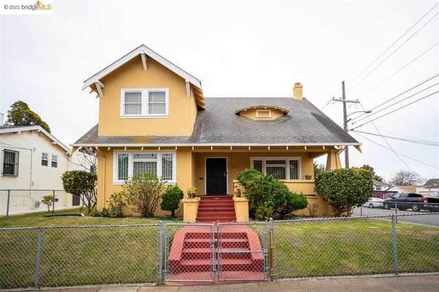 2751 E 23rd St, Oakland, CA 94601 (#EB40942822) :: Olga Golovko