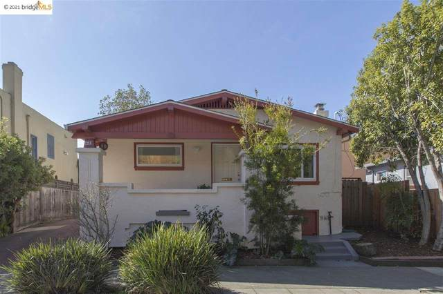 481 55Th St, Oakland, CA 94609 (#EB40942845) :: Intero Real Estate