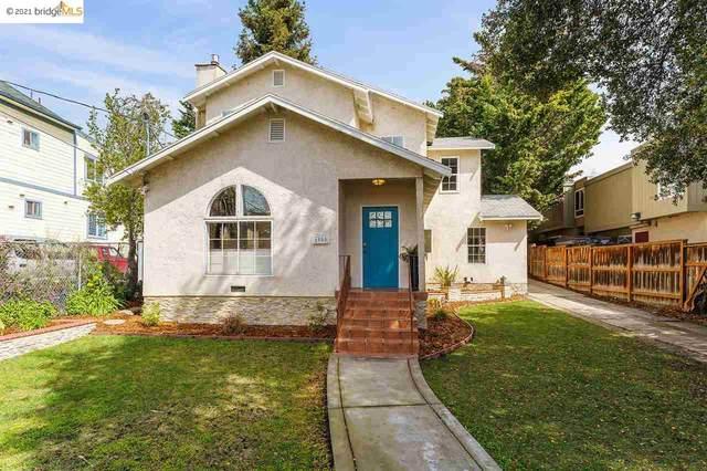 1950 E 21St St, Oakland, CA 94606 (#EB40942877) :: The Realty Society