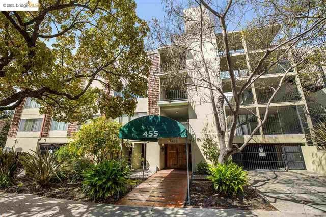455 Crescent St 307, Oakland, CA 94610 (#EB40942934) :: Intero Real Estate