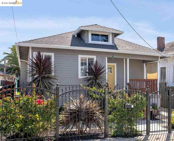 2014 45Th Ave, Oakland, CA 94601 (#EB40943049) :: The Sean Cooper Real Estate Group