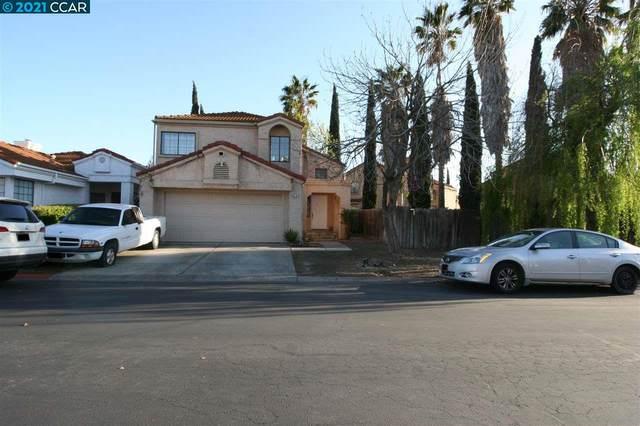 324 Houser Dr, Pittsburg, CA 94565 (#CC40943069) :: Intero Real Estate
