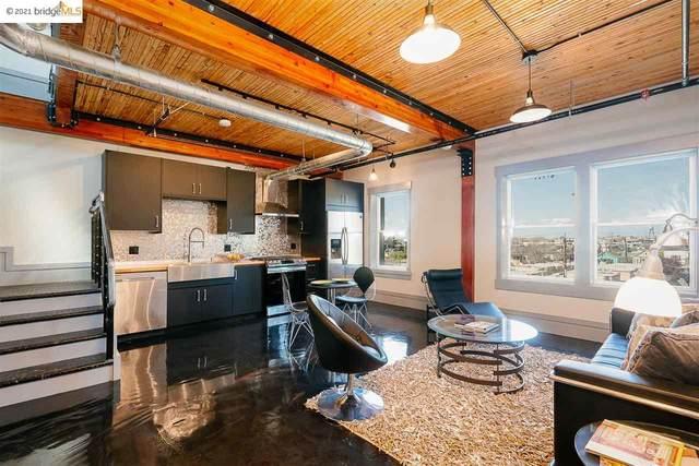 6105 San Pablo Ave 404, Oakland, CA 94608 (#EB40943122) :: Intero Real Estate