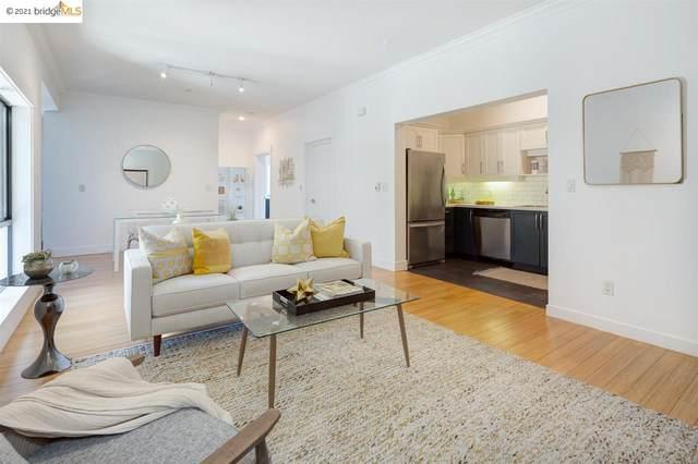 574 48Th St 304, Oakland, CA 94609 (#EB40941573) :: Intero Real Estate