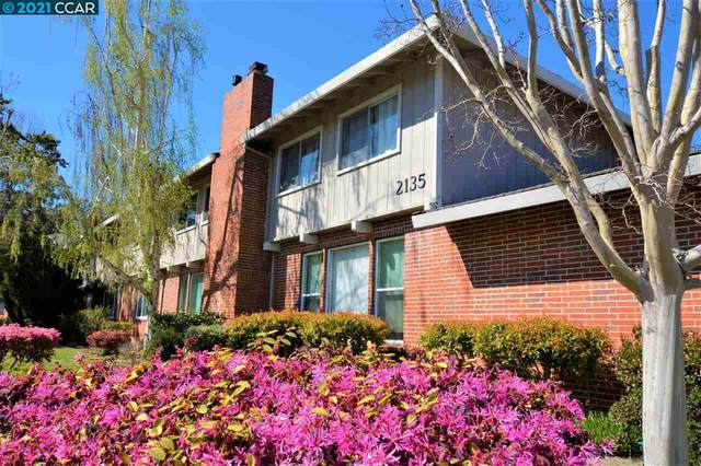 2135 Ascot Dr 9, Moraga, CA 94556 (#CC40942912) :: The Goss Real Estate Group, Keller Williams Bay Area Estates