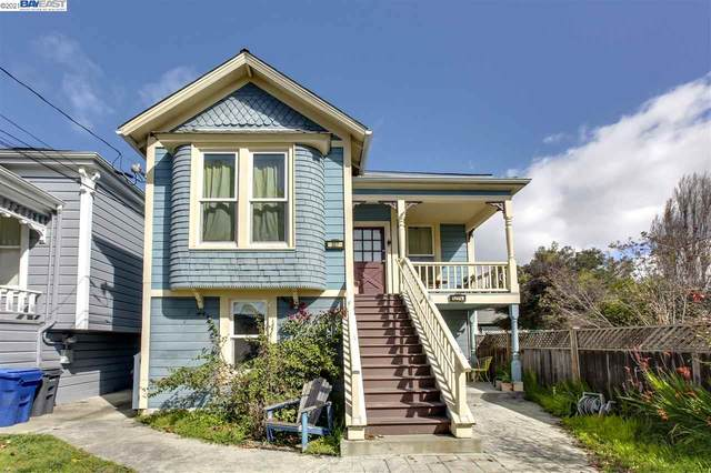 327 Lincoln Avenue, Alameda, CA 94501 (MLS #BE40943176) :: Compass