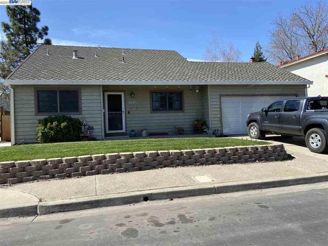 3706 Hawaii Ct, Pleasanton, CA 94588 (#BE40942539) :: The Sean Cooper Real Estate Group