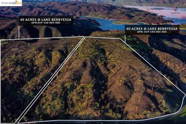 3882 Pope Canyon Road, Napa County, CA 94558 (MLS #EB40943212) :: Compass