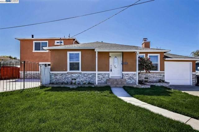 23 Thomas Ct, San Mateo, CA 94401 (#BE40943271) :: Paymon Real Estate Group