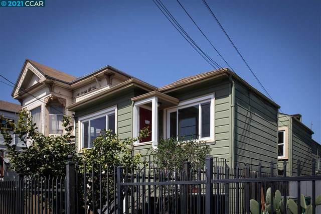 718 Sycamore St, Oakland, CA 94612 (#CC40942421) :: Intero Real Estate