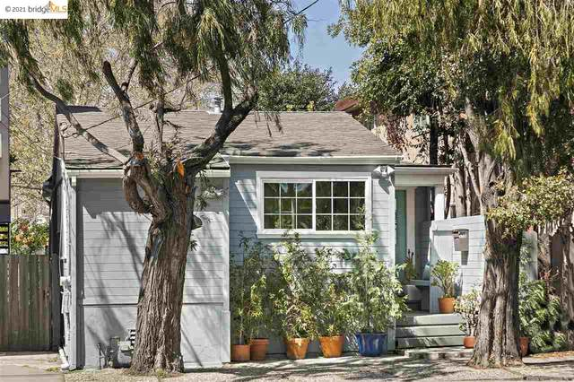5749 Central Ave, El Cerrito, CA 94530 (#EB40943437) :: The Realty Society