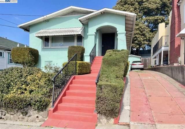 2634 Logan St, Oakland, CA 94601 (#BE40943438) :: Intero Real Estate