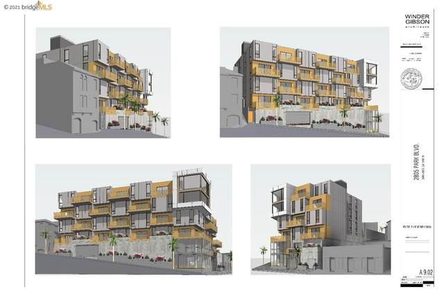 2805 Park Blvd, Oakland, CA 94610 (#EB40943471) :: Intero Real Estate