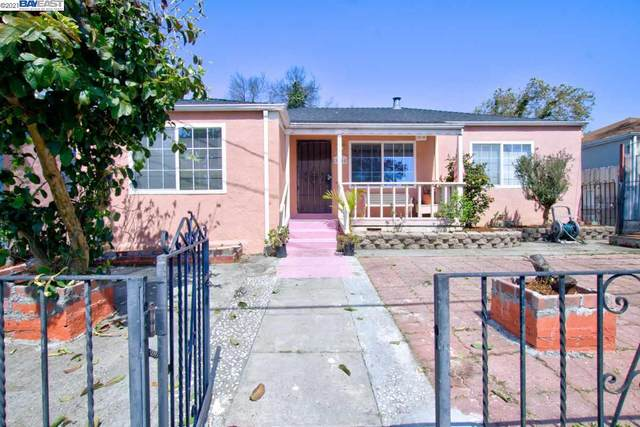 1646 Brookside, San Leandro, CA 94577 (MLS #BE40943515) :: Compass