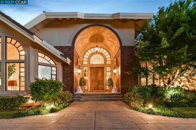 941 Eagle Ridge Dr, Danville, CA 94506 (#CC40943540) :: Intero Real Estate