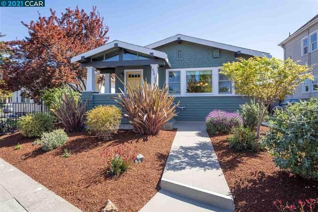 5820 Adeline St, Oakland, CA 94608 (#CC40943612) :: Intero Real Estate