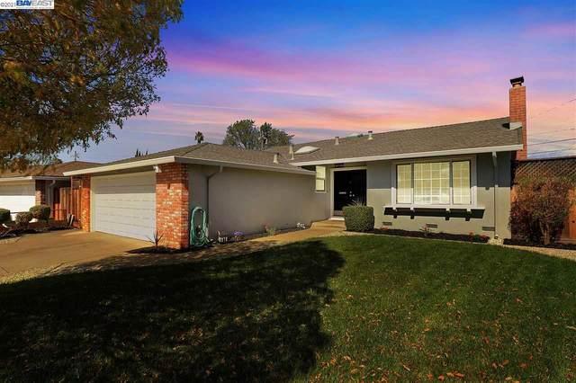 35158 Lancero St., Fremont, CA 94536 (#BE40942733) :: Intero Real Estate