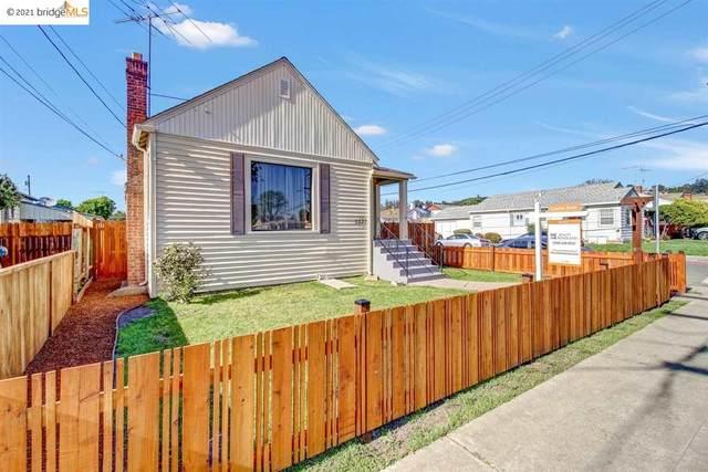 2327 108Th Ave, Oakland, CA 94603 (#EB40943367) :: Intero Real Estate