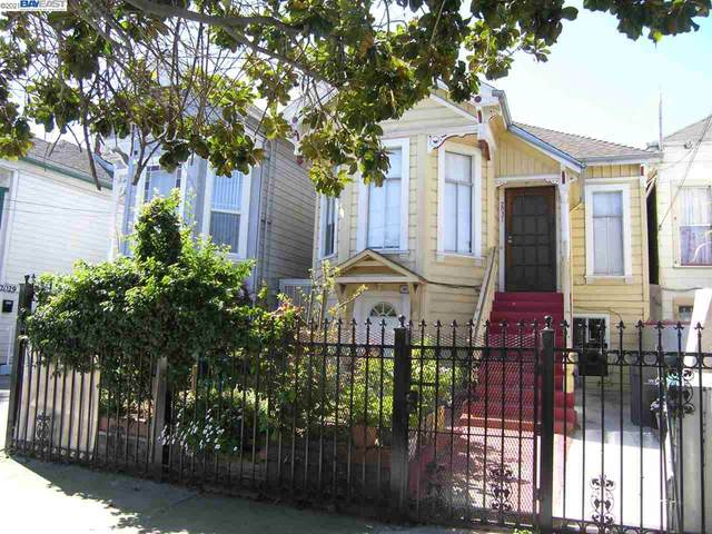 2021 E 15Th St, Oakland, CA 94606 (#BE40943678) :: Intero Real Estate