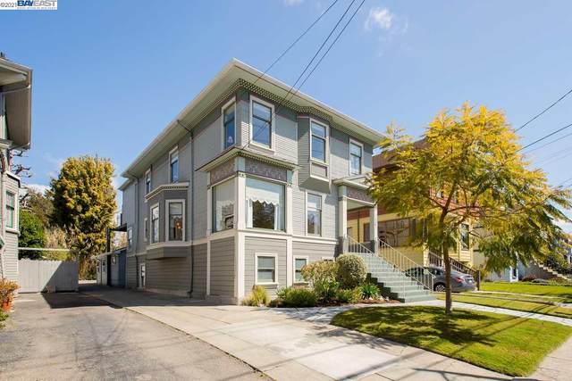 2107 San Jose Avenue, Alameda, CA 94501 (#BE40943721) :: Strock Real Estate