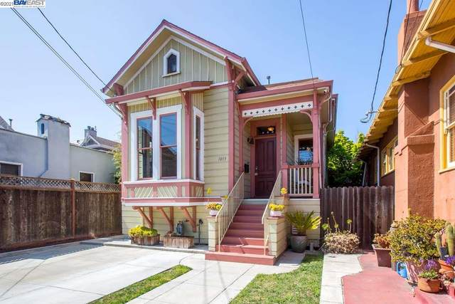 1013 Willow Street, Alameda, CA 94501 (#BE40943737) :: Strock Real Estate