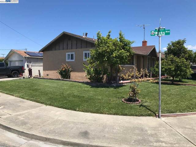 2025 Toronto Ave, San Leandro, CA 94579 (MLS #BE40943745) :: Compass
