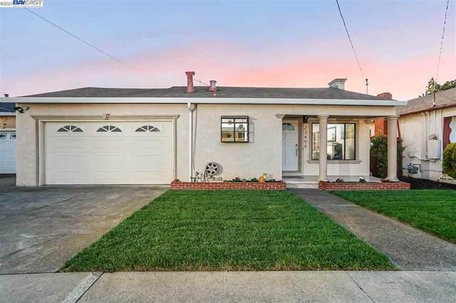 23499 Odom Dr, Hayward, CA 94541 (#BE40943753) :: Intero Real Estate
