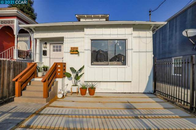 3209 Market, Oakland, CA 94608 (#CC40943786) :: Intero Real Estate