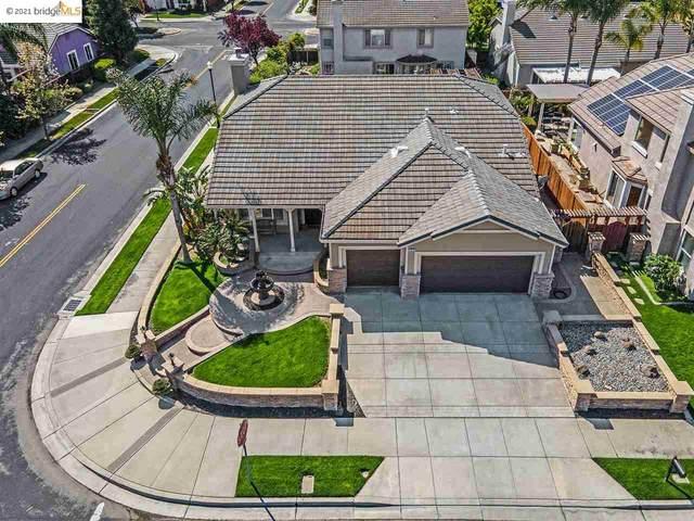 1016 Chamomile Ln, Brentwood, CA 94513 (#EB40943435) :: Intero Real Estate