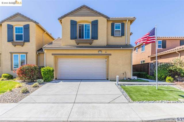5255 Jacque Bell Ln, Fairfield, CA 94533 (#EB40943812) :: The Realty Society