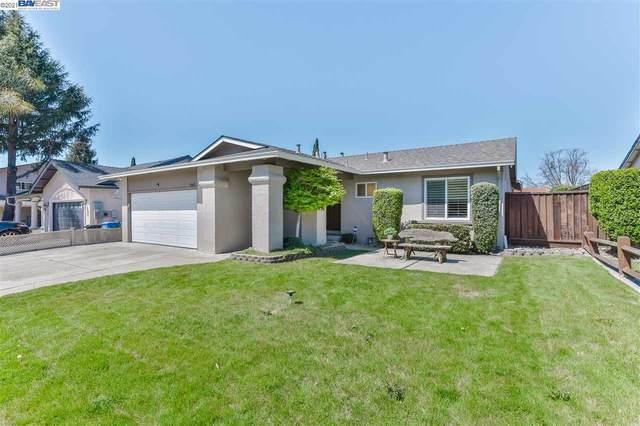 845 Covina Way, Fremont, CA 94539 (#BE40943818) :: Intero Real Estate