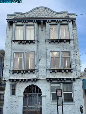 276 9th, San Francisco, CA 94118 (#CC40943831) :: The Kulda Real Estate Group