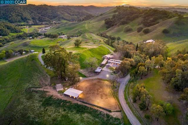 701 Rancho La Boca, Martinez, CA 94553 (#CC40943699) :: Olga Golovko