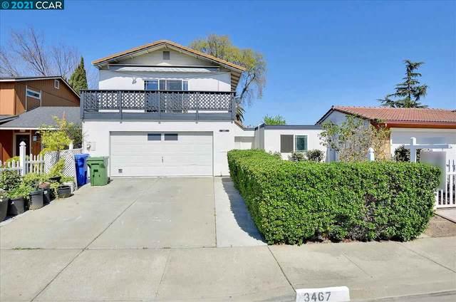 3467 Lake Ontario Dr, Fremont, CA 94555 (#CC40942994) :: Intero Real Estate