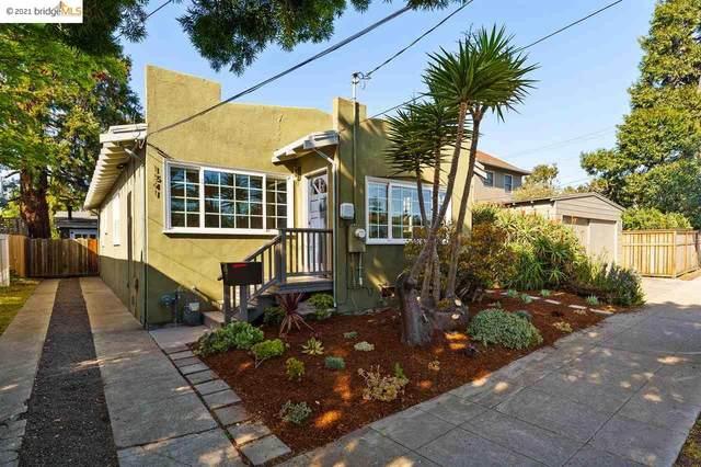 1541 Francisco St, Berkeley, CA 94703 (#EB40943858) :: Intero Real Estate