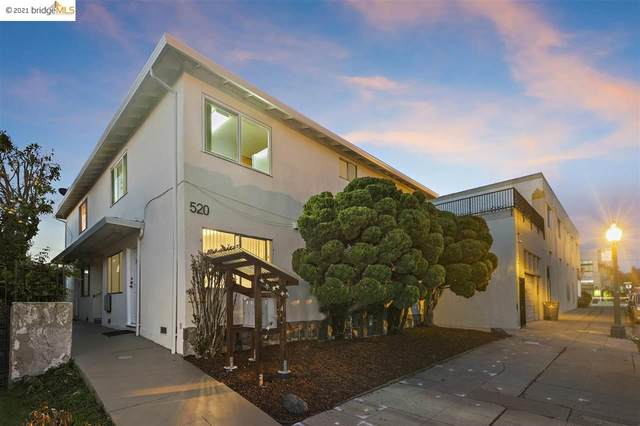 520 57th Street, Oakland, CA 94609 (#EB40943860) :: Intero Real Estate