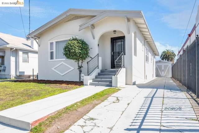 2232 66Th Ave, Oakland, CA 94605 (#EB40943446) :: Intero Real Estate