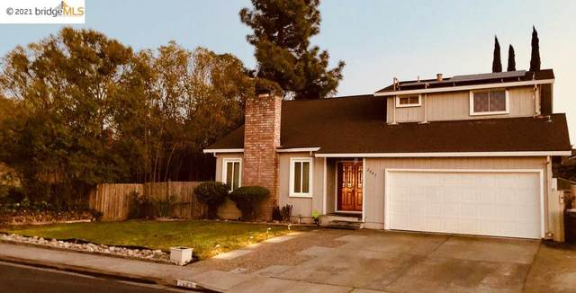 2843 Owens Street, Fairfield, CA 94534 (#EB40943891) :: The Realty Society