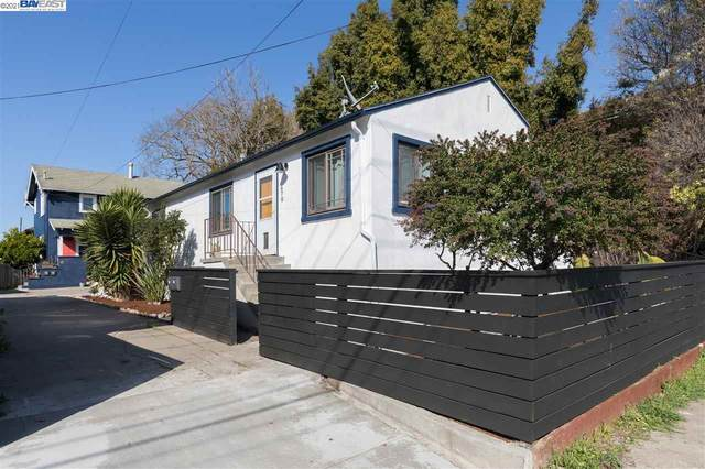 672 41St St, Oakland, CA 94609 (#BE40943400) :: Intero Real Estate