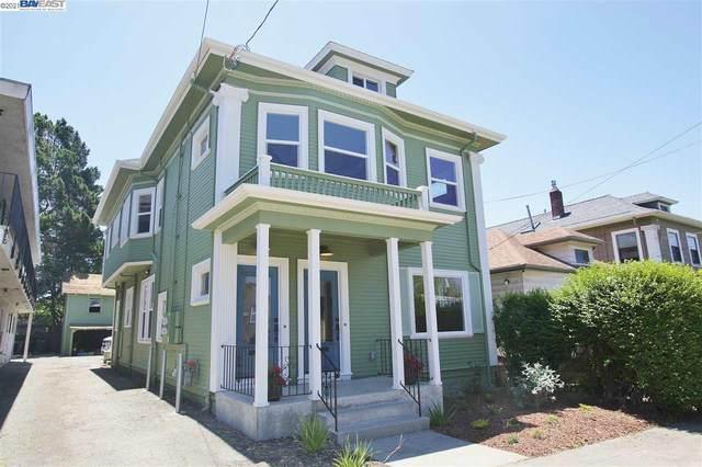 633 58Th St, Oakland, CA 94609 (#BE40943909) :: Intero Real Estate