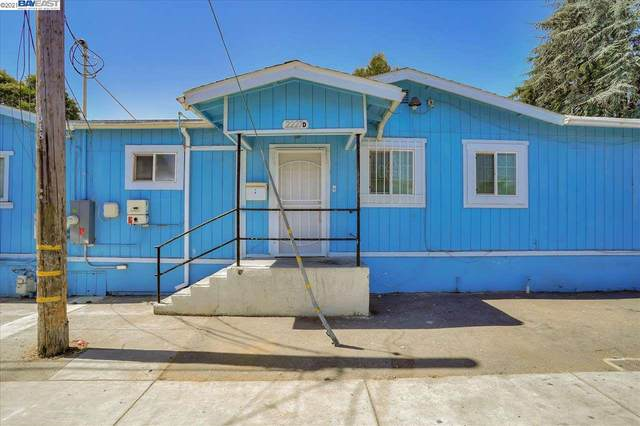2227 C 62nd Avenue, Oakland, CA 94605 (#BE40943939) :: Robert Balina | Synergize Realty